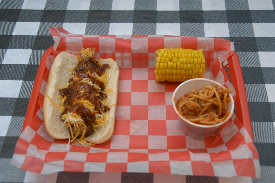 Derty Dawg from the best BBQ place in Clarksville, TN